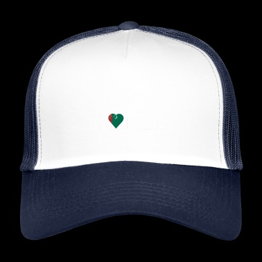 Kocham Home Start Turkmenistan - Trucker Cap