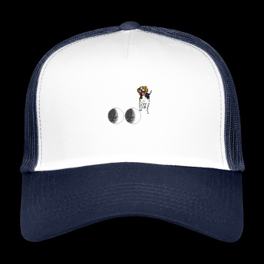beagle - Trucker Cap
