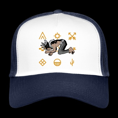 American Native - Trucker Cap