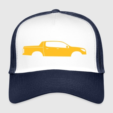 Pick-up Truck - Trucker Cap