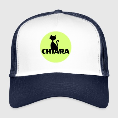 Chiara Name first name - Trucker Cap