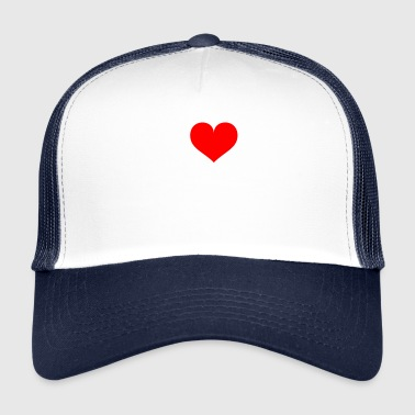 I love UK UK - Trucker Cap