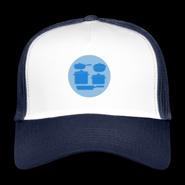 Cooking - Icon - Trucker Cap