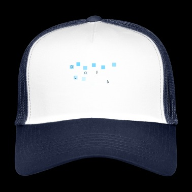 clouds - Trucker Cap