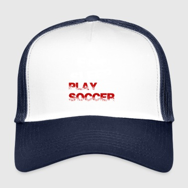 Funny funny saying Football Gift - Trucker Cap