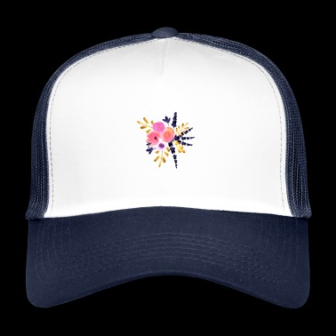Brilliant floral - Trucker Cap