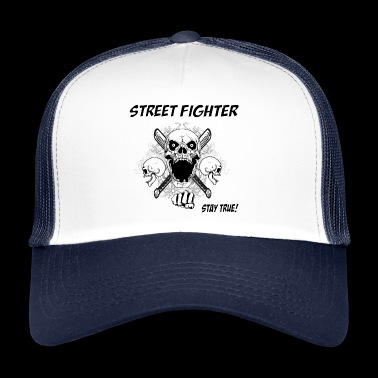 streetfight 4 - Trucker Cap