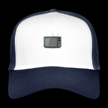 oldschool TV - Trucker Cap