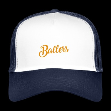 Only Raise Ballers Baseball Mom - Trucker Cap