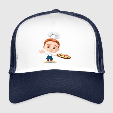 ekspres do pizzy - Trucker Cap