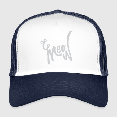 Type Kitty - Trucker Cap
