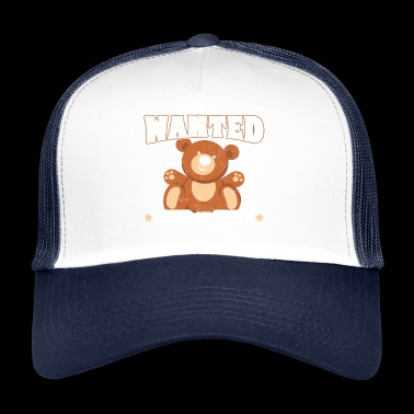 Wanted Dead or Alive - Trucker Cap
