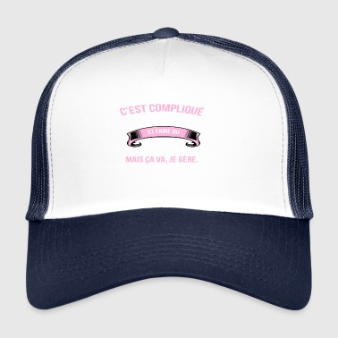 Self de fense - Trucker Cap