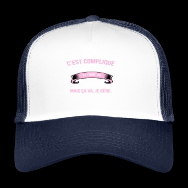 Cricket - Trucker Cap