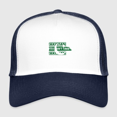 Take out present queen origin girl PAKISTAN - Trucker Cap