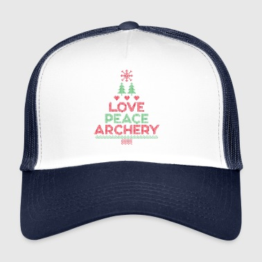 Love, Peace & Jousiammunta (X-Mas Edition) - Trucker Cap