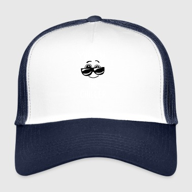 chiller - Trucker Cap