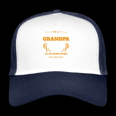 Gun Smithing Grandpa Shirt Gift Idea - Trucker Cap