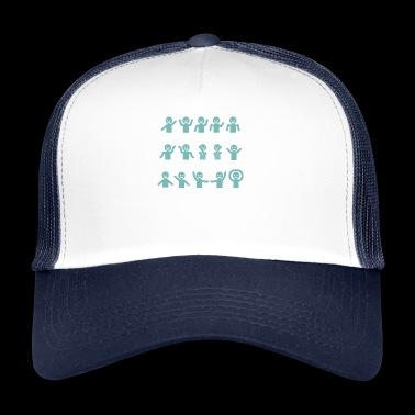 Shirt for mathematicians and teachers - Trucker Cap