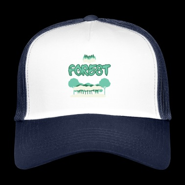 Garde forestier Nature - Trucker Cap