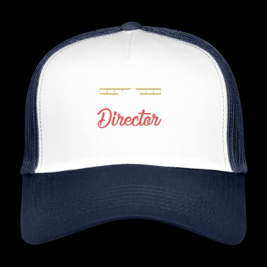 Film director - Trucker Cap