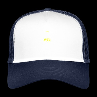 Distressed - EXCELLENT SISTER POOL - Trucker Cap