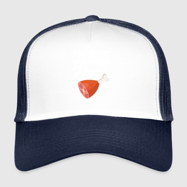 Here For Ham - Trucker Cap