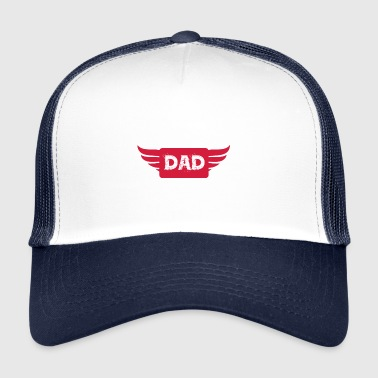 Best Dad in the World Father Gift Father's Day Dad - Trucker Cap