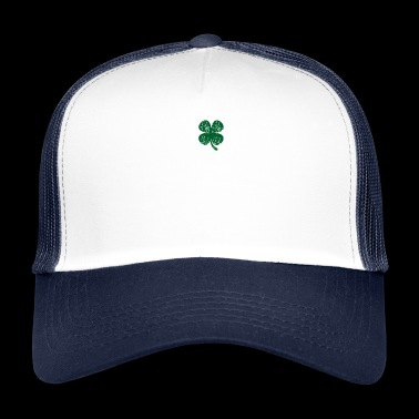 I Clover Beer St. Patricks Day Divertente Irish - Trucker Cap
