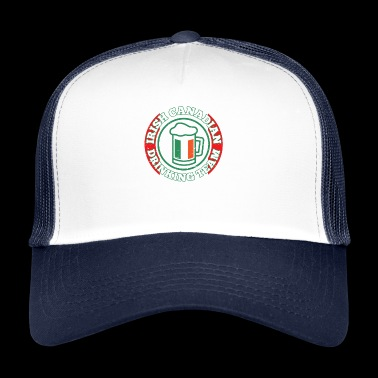 Irish Beer Team Beer St Patricks Day - Trucker Cap