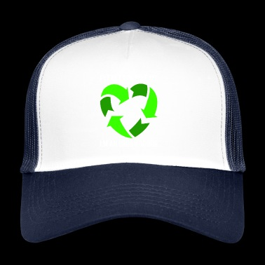 Recycle me - Trucker Cap