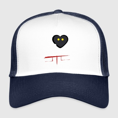 Squash Love - Squash motive - Trucker Cap