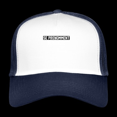 Be ne dicte - Trucker Cap