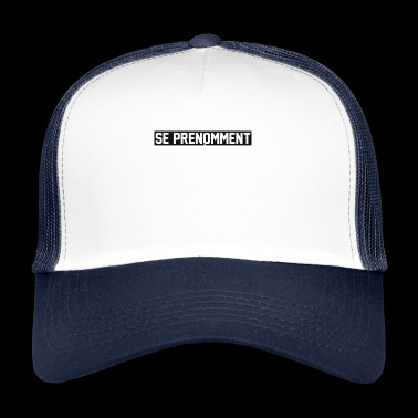Mile ne - Trucker Cap