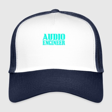 AUDIO ENGINEER - Trucker Cap