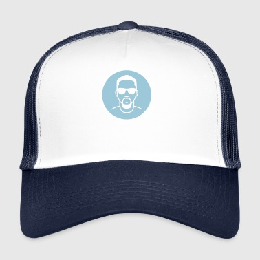 Rapper di Gangsta - Trucker Cap