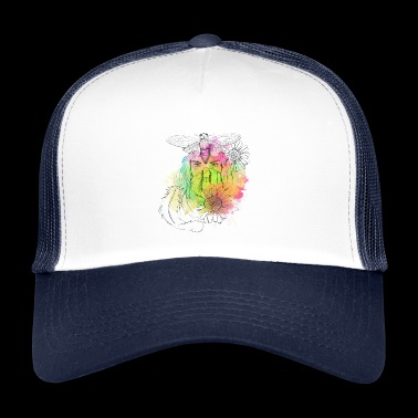 nature me - Trucker Cap