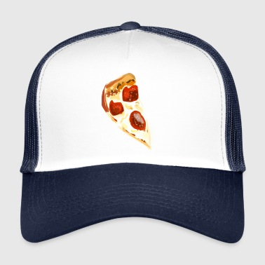 pizza - Trucker Cap