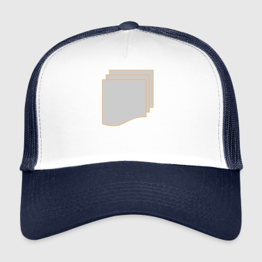 over and over - Trucker Cap