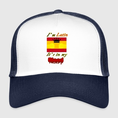 Latin fighter - Trucker Cap
