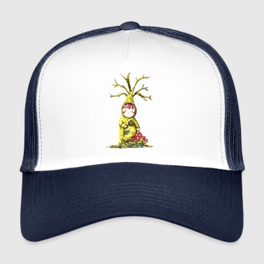 Silvio and the elf - Trucker Cap