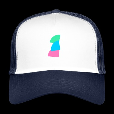Muoto art - Trucker Cap