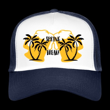 Spring break - Trucker Cap