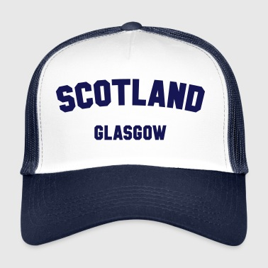 GLASGOW - Trucker Cap