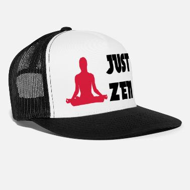 Just Zen - Casquette trucker