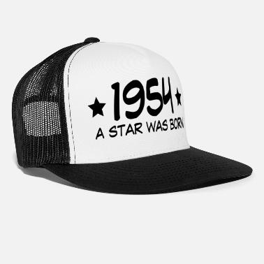 1954 a star was born (fr) - Casquette trucker