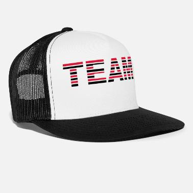 Stripes Team Stripes - Trucker cap