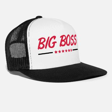 Big Big Boss - Casquette trucker