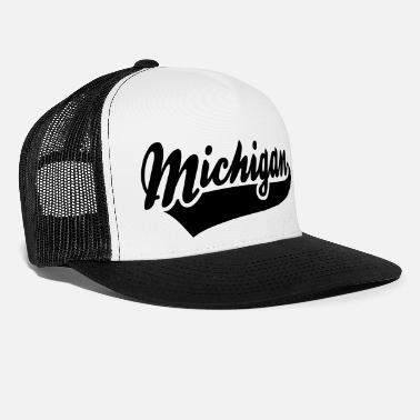 Michigan Michigan - Trucker cap