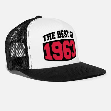 Best Of The Best Of 1963 - Trucker cap